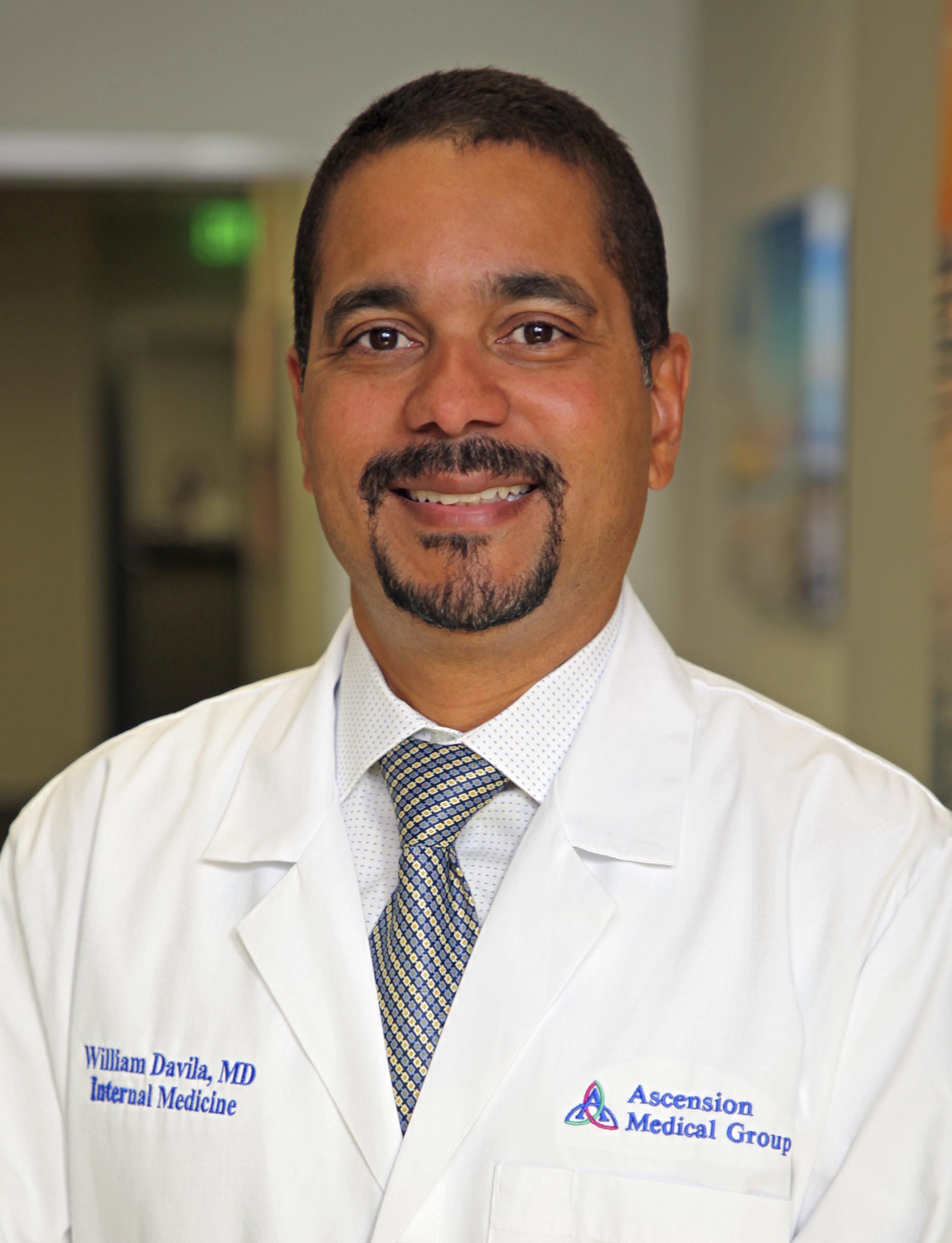 William J. Davila, MD