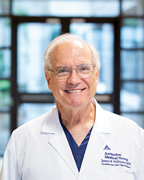 James Williams, MD