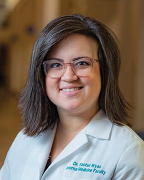 Rachel Wyss, MD