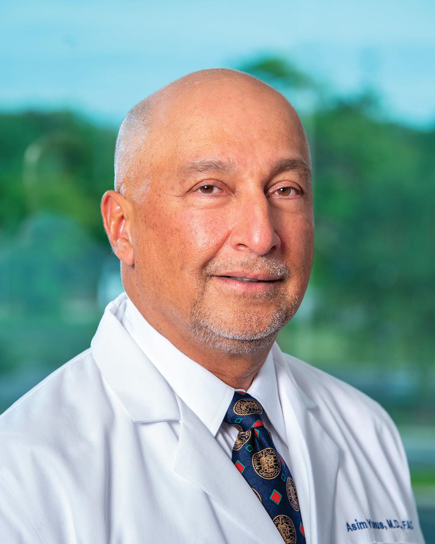 Asim A. Yunus, MD