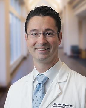 Giorgio Zanotti, MD