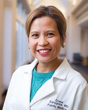 Diane Joy G. Zaragoza, MD