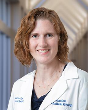 Jennifer A. Zyromski, MD, FACS