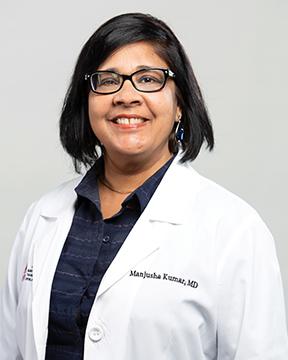 Manjusha Kumar, MD
