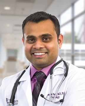 Ambar M Patel, M.D.